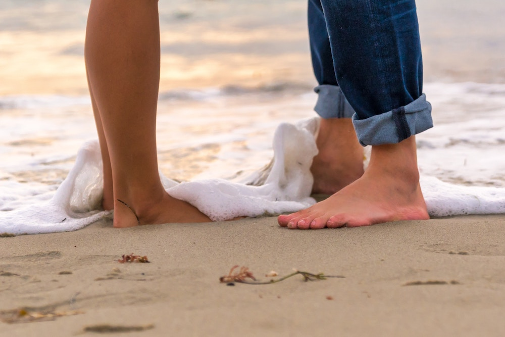 couple on beach | Better Relationship Counseling | Couples Therapy | Rochester, NY 14610